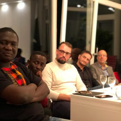 "Munich Members Salon Vol. 2, November 2018: ""The experience with Munich Members was epic"" - Young entrepreneurs as well as founders and managers of Startup Hubs, Incubators and Accelerators from Ghana"