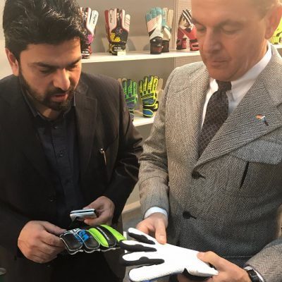 ISPO: A visit to Pakistani exhibitor booth