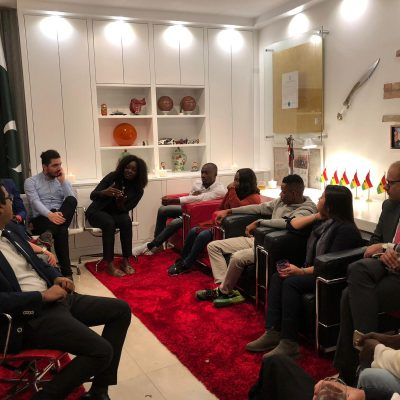 Munich Members Salon Vol. 2, November 2018: Discussion at the Munich Members Salon